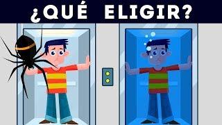 7 ENIGMAS QUE LA MAYORÍA DE LAS PERSONAS NO ES CAPAZ DE RESOLVER