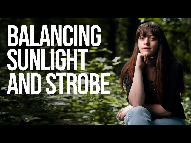 Balancing Sunlight and Strobe in Portraits (feat. Godox AD200)