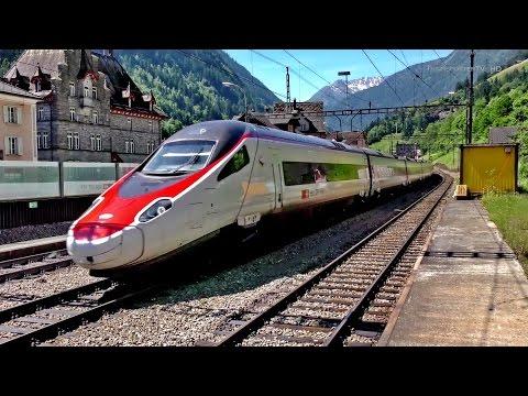 SBB Gotthardbahn/Ferrovia del