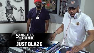 Just Blaze   #5MinutesofFunk004   #TurntableTuesday97
