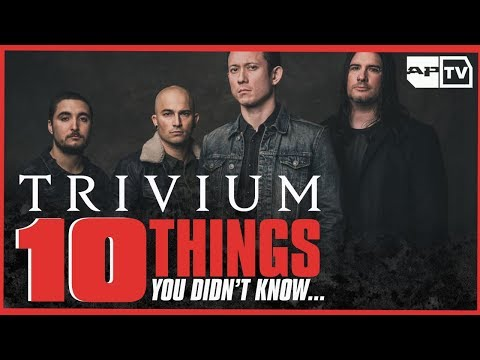 Trivium: 10 Things You Didn't Know About Trivium from YouTube · Duration:  5 minutes 31 seconds
