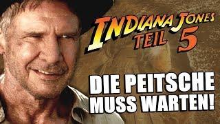 Indiana Jones 5 [News] - Herr Ford wird nicht jünger!