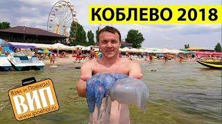 Коблево, Украина. Пляжи, море, цены на отдых и жилье. Дорога, клубы и развлечения. Ждем сезон 2019 !