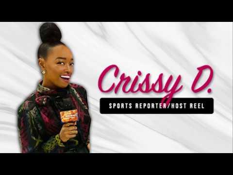 Sports Reporter/Host Video Reel