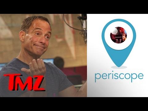 TMZ Periscope: How Harvey Got Into Law ... School   TMZ