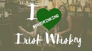 #DayDrinking Irish Whiskey Ep2 w Jenn Wong & Josh Peters of The Whiskey Jug for St Patrick's Day!