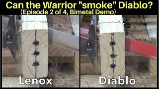Which Demolition Sawzall (bimetal) Blade is Best?  Let's find out!  (Episode 2 of 4)