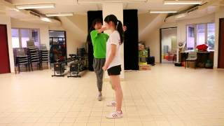 Athena Faculty Dance 2014 - Tutorial 2 (The Joker by Caleb Mak)