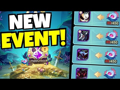 GREAT NEW EVENT!!!