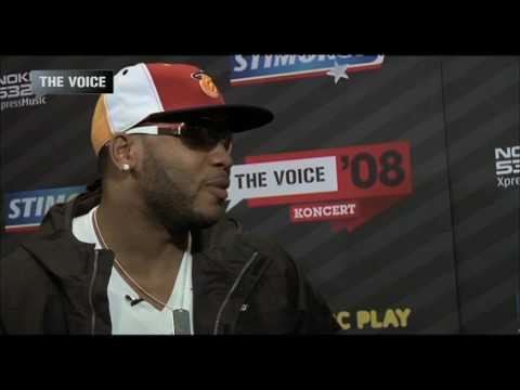 Flo Rida interview -Sep 08 (Part 1 of 2)