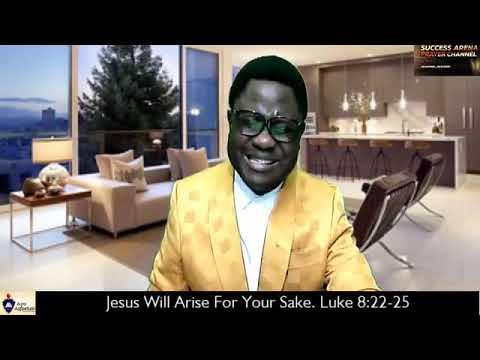 Jesus Will Arise For Your Sake. By Pastor Ayo Agbelusi