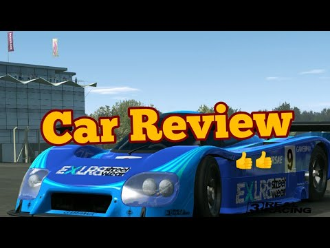Lancia LC2 car review