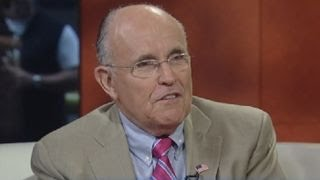 Rudy Giuliani: Trump wins overwhelmingly on issue of terror