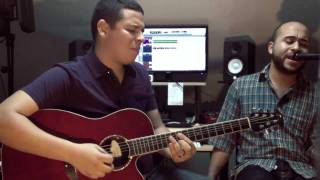 Pitbull feat. Marc Anthony - Rain Over Me Cover By Panacea Project ft. Audubon