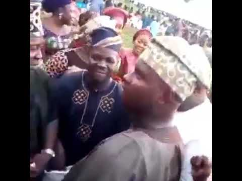 Another shot video of Hon Ekundayo