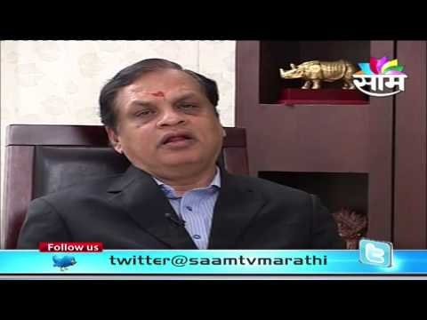 Apeksha  Maharashtrachya : Interview with Venugopal Dhoot,CMD,Videocon Industries