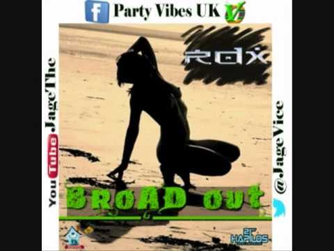RDX - Broad Out (Raw) 07.2012