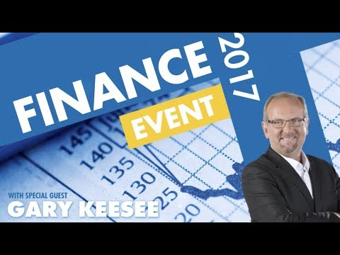Finance Event 2017 (Part 1) - Sermon by Gary Keesee