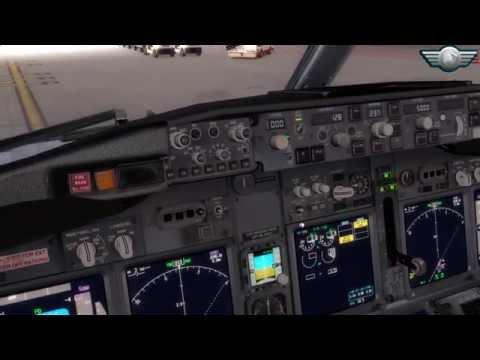 P3D ᴴᴰ | PMDG 737-600NGX | Montreal (CYUL) - Toronto (CYYZ)