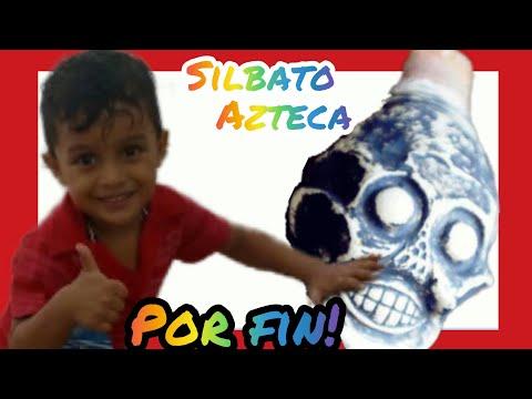 Silbato Azteca De La Muerte Construcción - Alfarería, Manualidades, Barro Negro
