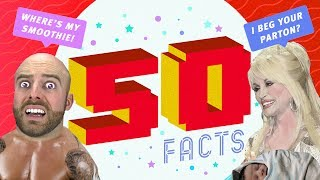 50 AMAZING Facts to Blow Your Mind! #80