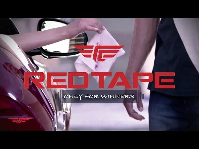 Red Tape Shoes | Only for Winners