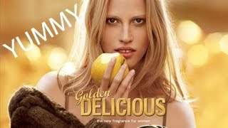 DKNY Golden Delicious Donna Karan for women Perfume Review Fragrance Review
