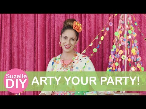 How to Arty your Party