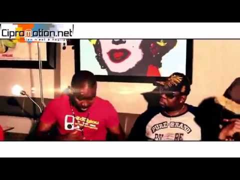 Le Magnific feat. Yodé , Vieux gazeur, Eric Patron et Lunic - Moulébé