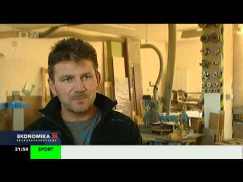 Josef Ulovec: Živnostník roku Karlovarského kraje 2012