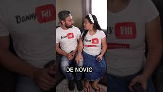DE NOVIOS VS DE CASADOS LA PURA VERDAD #Shorts