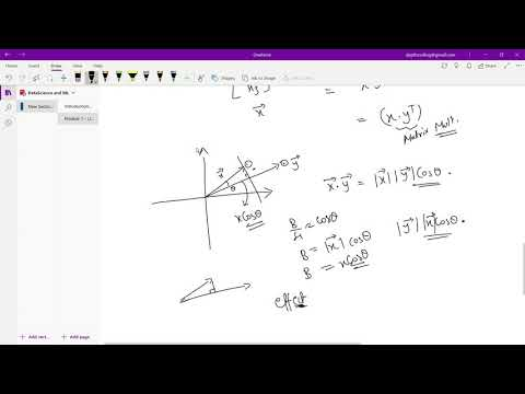 CS101   Mathematics for Machine Learning full Course    Linear Algebra    Part-1 [Hindi] thumbnail