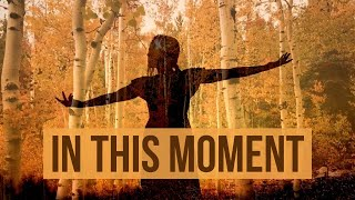 In this Moment! | motivational speech | iPhone X | cinematic | LumaFusion