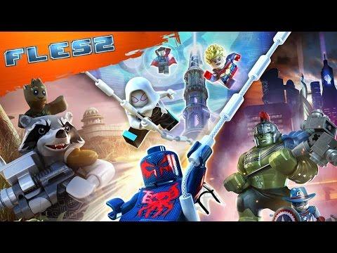 LEGO i Marvel ponownie łącza siły. FLESZ – 18 maja 2017
