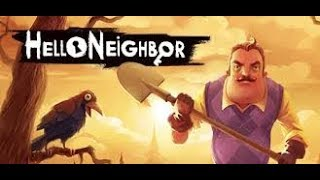 Glitches, Cheats... and MORE: Hello Neighbor full game act 1, 2, and beginning cut-scenes