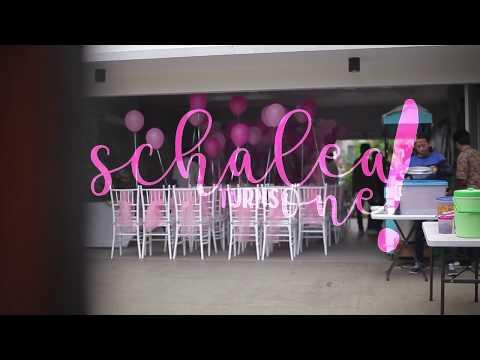 Schalea turns One! #SCHATURNSONE