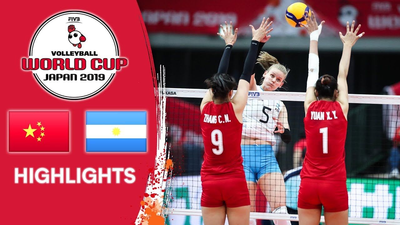 Russia Vs Brazil Highlights Women S Volleyball World Cup 2019 Youtube