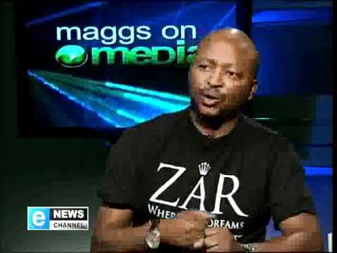 Maggs on Media - Kenny Kunene Interview