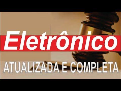 Download Lei 11419 - Lei do Processo Eletronico Completa