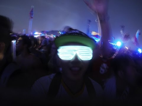 TomorrowWorld 2013 After movie    GoPro Hero3 Black Edition