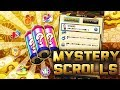 ** WHAT DO THE MYSTERY SCROLLS DO ? * | ** Naruto Ultimate Ninja Blazing *