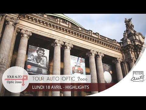 Tour Auto Optic 2000 - Grand Palais - Highlights