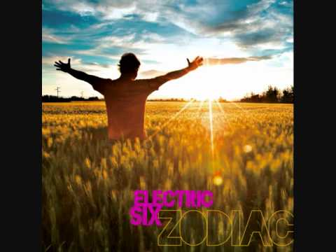 11. Electric Six - Table and Chairs (Zodiac)
