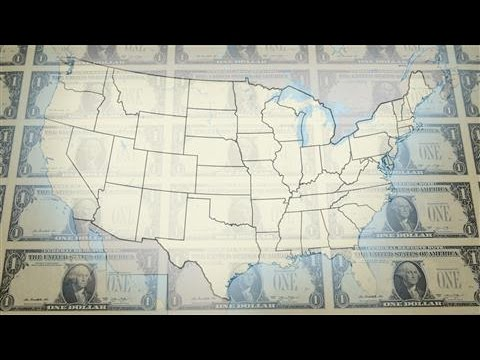 America's Richest (and Poorest) States
