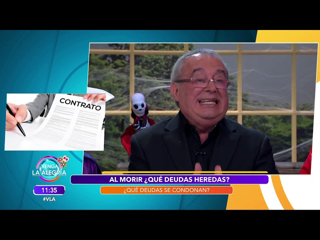 Borghino TV | Tus deudas se convierten en las de tu familia. ¿Cómo no darles problemas?
