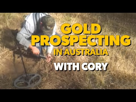 Gold Prospecting with Cory