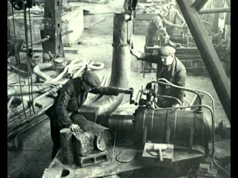 Riveting Stories: from the Vosper Thornycroft Shipyard, Woolston, Southampton