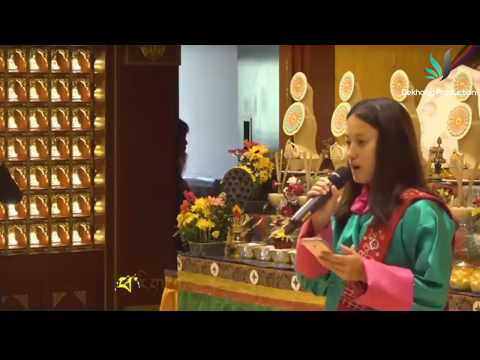 Tribute Song to H.H The 17th Gyalwa Karmapa
