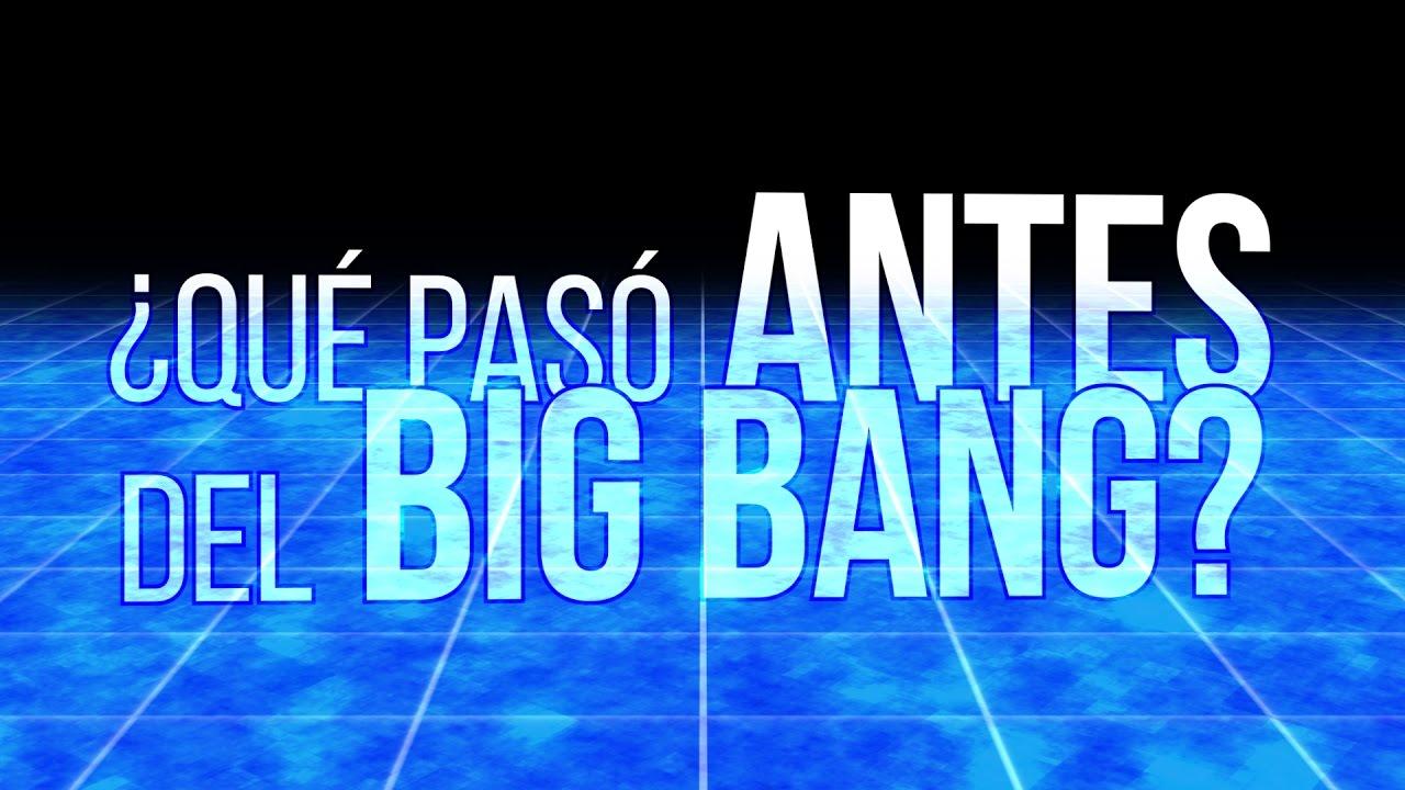 ¿Qué Pasó ANTES del Big Bang? | Inflación Cósmica