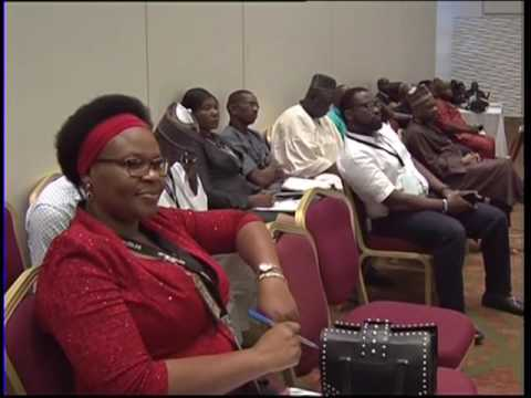 Information and Culture Minister At Digital Broadcasting African Forum